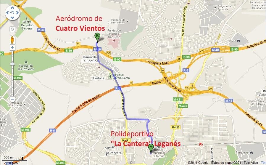mapa leganes  JMJenLaRioja