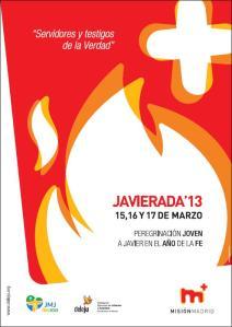 carteljavierada2013